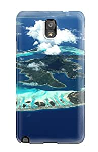 sandra hedges Stern's Shop New Tpu Hard Case Premium Galaxy Note 3 Skin Case Cover(bora Bora) 8310626K34591716