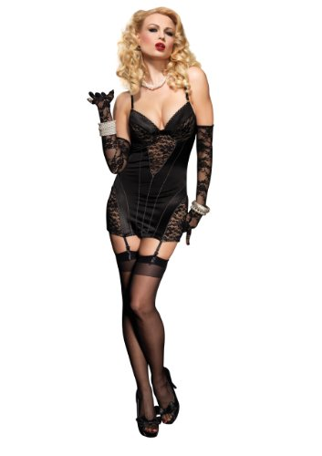 Leg Avenue Underwire Garter Dress ()