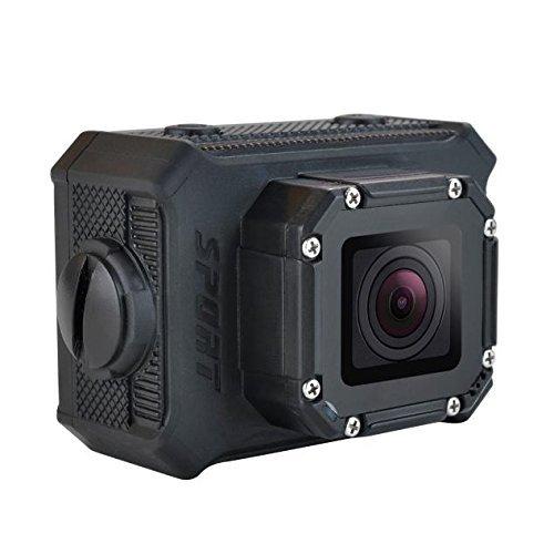 Zeshlla Action Camera Waterproof Cam 14-Megapixel HD Wide-angle Lens WiFi Sport Camera, 170 Degree Wide Angle Ultra HD 30m Waterproof Remote Control Camera Zeshlla