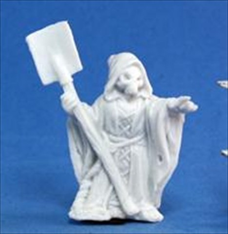 Grim Reaper miniature 77,195 Bones - Mr. bone