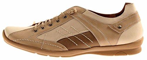 Amovibles en Chaussures M Baskets intérieures m62252 en Femme Cuir M Theresia Semelles Beige Chaussures Cuir A74FqxXwn
