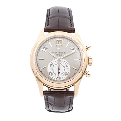 - Patek Philippe Complications Mechanical (Automatic) Grey Dial Mens Watch 5960R-001 (Certified Pre-Owned)
