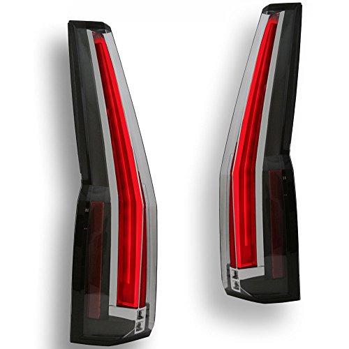 07-14 Cadillac Escalade LED Conversion Taillight Set - Full LED Light (Cadillac Escalade Conversion)