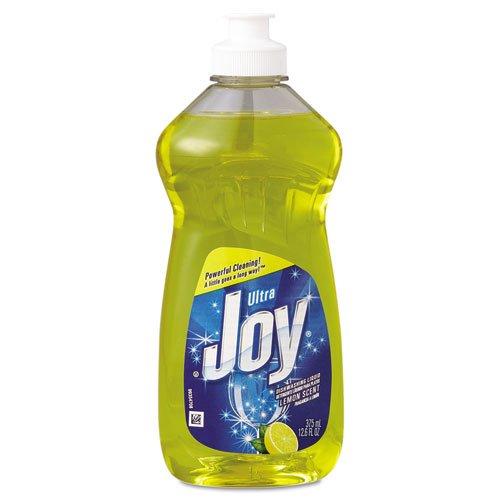 Joy Ultra Dishwashing Liquid, Lemon Scent, 12.6 Ounce (Pack of 25) (Joy Dishwashing Liquid 25 Pack)