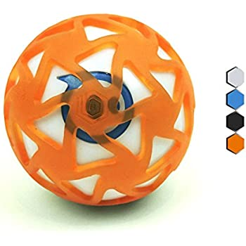 EXO Cover for Sphero 2.0 Robotic Ball SPRK Editions Off Road Protection (Orange)