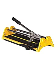 QEP 10214Q 14-Inch Rip Ceramic Tile Cutter with 1/2-Inch Cutting Wheel,Yellow