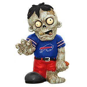NFL Buffalo Bills Pro Team Zombie Figurine
