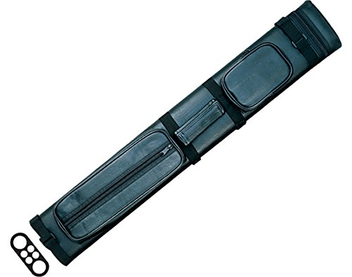 2/4 Oval Hard Pool Cue Case Color: (Action Pool Cue)