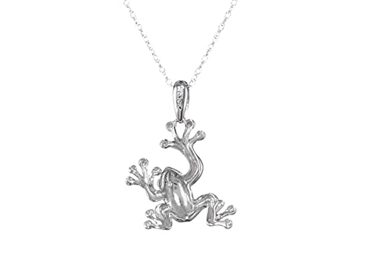 Earth Spirit Necklace Earth Spirit Necklace Frog