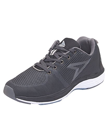f51857df23f40 BATA Men's Grey Sports Shoe (7UK): Buy Online at Low Prices in India ...