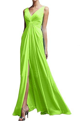 TOSKANA BRAUT - Vestido - trapecio - para mujer Verde