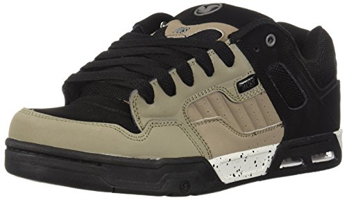 DVS Shoes Herren Enduro Heir Sneaker, Beige Beige (Taupe Black Leather 213)