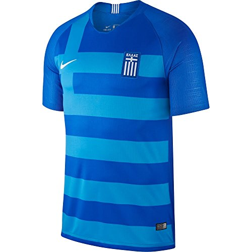 Nike Greece 2018 Away Jersey- Blue S