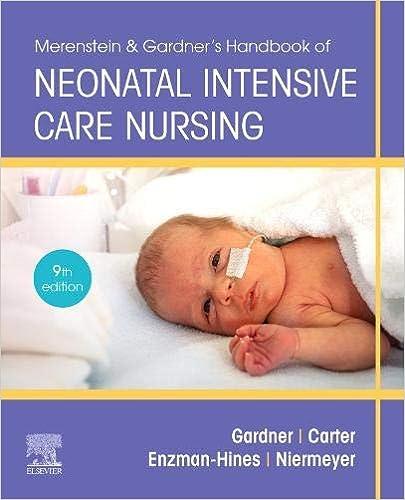 Amazon.com: Merenstein & Gardners Handbook of Neonatal ...