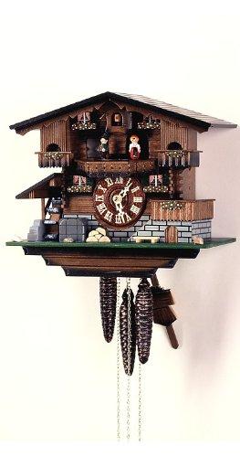 鳩時計 スイスの家   B002EWKHZA
