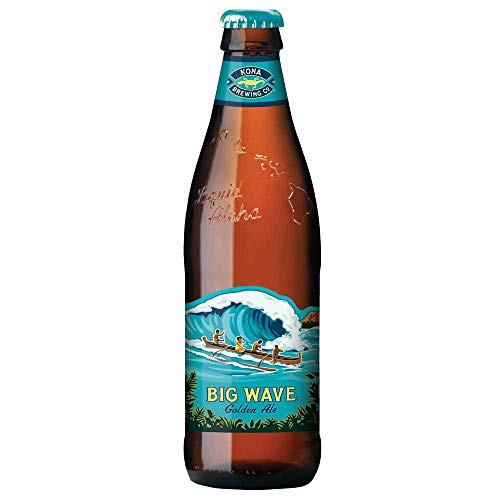 Cerveja Kona Wave Golden 355ml