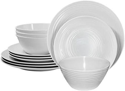 Parhoma Melamine Dinnerware 12 Piece Service product image