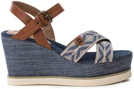 REFRESH Sandalen für Damen 69912 LONA Navy