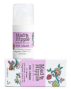 MAD HIPPIE EYE CRM,ANTI-OXIDNT/PEPT, .5 OZ by Mad Hippie