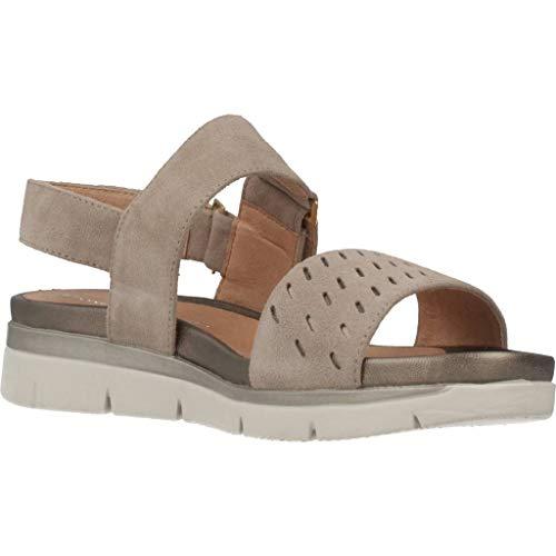 Stonefly Cordones 210861 Mujer Marca Mujer Modelo De Para Stonefly Marrón Color Zapatos 075 Marrón qCpHZwSv
