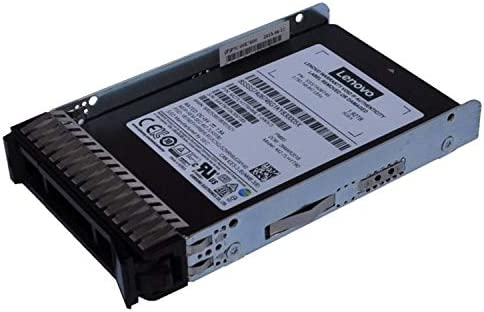 Hot Swappab Lenovo PM883 480 GB Solid State Drive Read Intensive Internal SATA Server Device Supported 550 MB//s Maximum Read Transfer Rate SATA//600 - 3.5 Drive in 3.5 Carrier