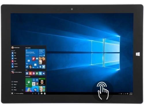 Microsoft Surface 3 10.8'' Full HD Touchscreen Flagship High Performance Tablet, Intel Atom x7-Z8700 Quad-Core, 4GB RAM, 64GB SSD, WIFI, Bluetooth, USB 3.0, Windows 10 Pro (Silver)