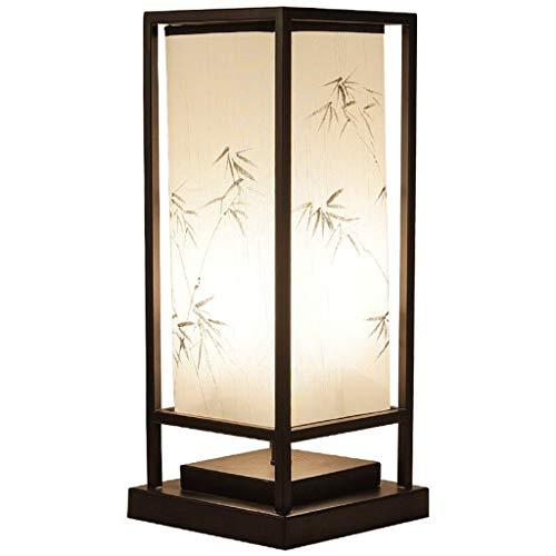 Cx Lámpara de mesa LED que cuida de los ojos, Luces decorativas para la nueva habitación de decoración creativa china, hotel, cabecera (564) 1234 (Color : Tricolor light): Amazon.es: Iluminación