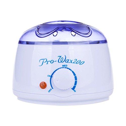Wax Warmer Machine Kit - Electric Hair Removal Hot Wax Warmer Heater Pot Depilatory (Multicolor)