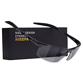 Amazon.com: nieepa Photochromatic Mens Al-Mg Deportes ...