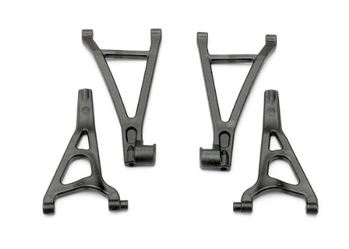 Traxxas 7131 1 16 Revo Front Suspension Arm Set