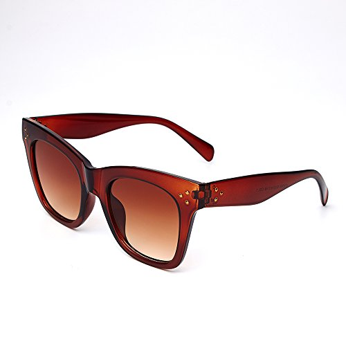 Sunglasses TL KD9768 hombre Gafas de sol C7 sol UV400 gafas espejo sombras mujer mujer de KD9768 de C4 Ud1draxnq