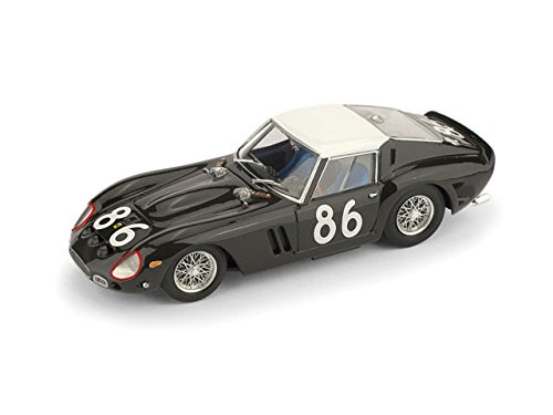 Ferrari 250 GTO, No.86, Targa Florio, 1962, Model Car, Ready-made, Brumm (1962 Ferrari 250 Gto)