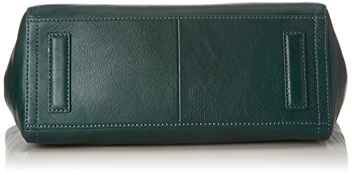 Fossil - Damen Tasche Emma Shopper Borse A Spalla Donna Verde alpine Green