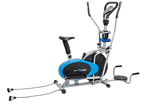 Body Xtreme Fitness 6-in-1 Elliptical Trainer Review