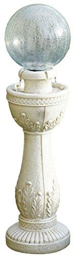 Crackle Ball Cordless Fountain by Serena Garden Co.