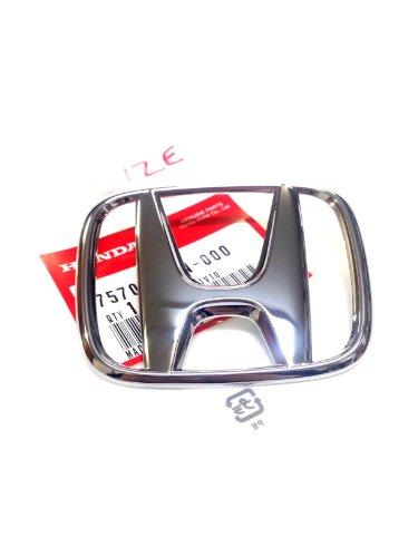 01 02 03 New Genuine Honda Civic 2 4 Doors Sedan Coupe Front Grille Chrome H Emblem (Honda S2000 H Emblem compare prices)