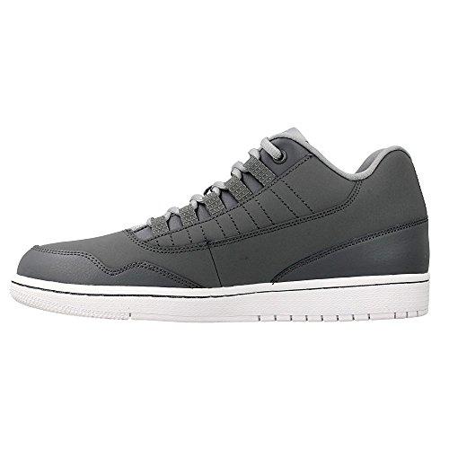 Nike Jordan Executive Low, Zapatillas de Baloncesto para Hombre Azul (Cool Grey / White-Wlf Grey-White)