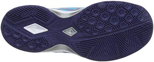 Voleibol silver De Para Zapatos indigo Gel Asics 400 Azul tactic Mujer Blue I1qwptxv7