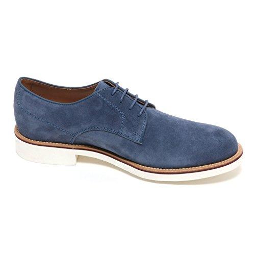 Venta Barata De Descuento B6054 scarpa classica uomo TOD'S DERBY scarpe blu carta da zucchero shoe man Carta da zucchero Original De La Venta En Línea rzir3