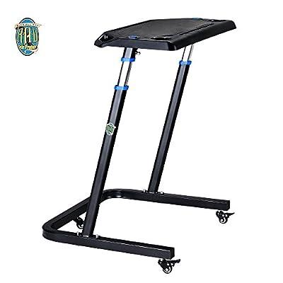 RAD Cycle Products Adjustable Bike Trainer Fitness Desk Portable Workstation Standing Desk