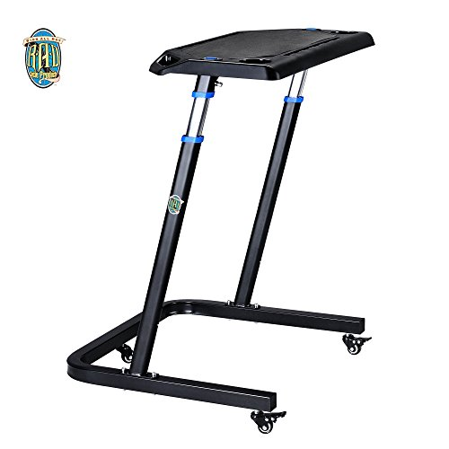 RAD Cycle products Adjustable Bike Trainer Fitness Desk Portable Workstation Standing Desk