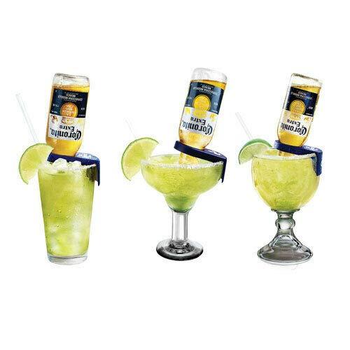 Corona-rita margarita holder