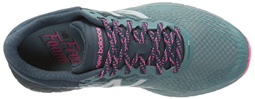 New Balance Womens Hiero V2 Trail Running Sneaker Typhoon/Supercell/Alpha Pink 7akpa