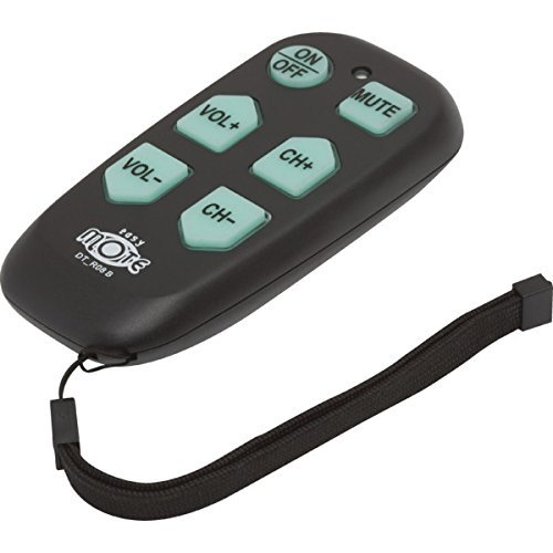 Black Button Remote Elderly Care product image
