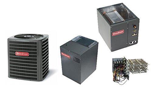 4 ton split system heat pump - 5