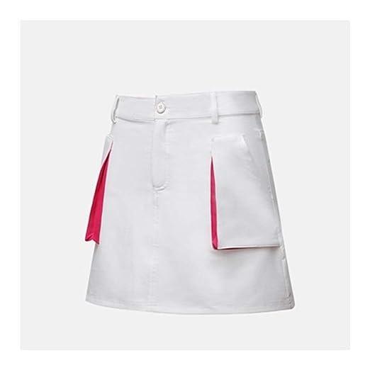 YUNGYE Mujeres Ocio Deporte Golf Falda Pantalón Corto Femenino ...