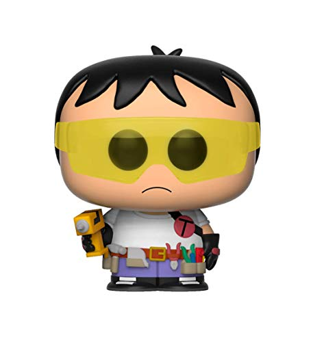 Vinyl Usa Shed - Funko 34861 Pop! TV: South Park, Toolshed, Multicolor