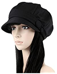 Octagonal Cap Beret Newsboy Cap Ray Limpets Winter Hat Womens' Cap