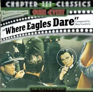 Ron Goodwin Where Eagles Dare Movie Soundtrack