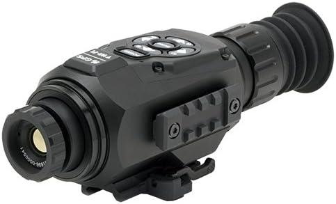 Visor térmico para rifle ATN ThOR inteligente con video de alta definición 384, Wifi, GPS, estabilización de imagen, solución de...